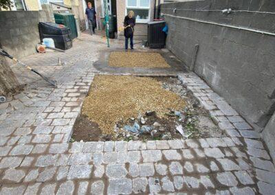Paving Dublin example